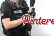 KCPD Police - Social Media / Kansas City Missouri Police Department is on several different social media sites including: Twitter, Facebook, BlogSpot, YouTube, Nixle and of course Pinterest.
