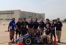 Kettering Motorsports-One Team Four Vehicles / by Kettering University