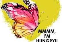 Mmmm I'm Hungry