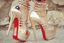 Beautiful Shoes / by Lindsey Botkin
