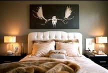 Bedrooms / by Lindsey Botkin