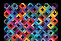 Quilts I Admire / Searching the Internet for beautiful quilts and inspiration.  / by Colleen Kinney