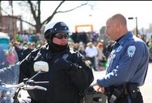St. Patrick's Day Parade / by Kansas City Missouri Police Department