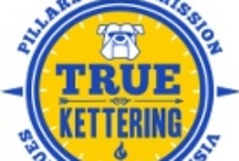 True Kettering / Mission: We prepare students for lives of extraordinary leadership and service by linking transformative experiential learning opportunities to rigorous academic programs in engineering, science, mathematics, and business.   Vision: We will be the first choice for students and all our partners seeking to make a better world through technological innovation, leadership and service. Values: Respect, Integrity, Creativity, Collaboration, Excellence / by Kettering University