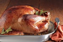 Recipes to try: Turkey & Trimmings / by Samantha Wells