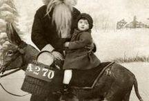Happy ho ho ho-holidays / Original ways to celibrate
