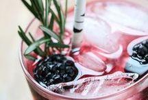 Drinks / by Meghan Clark
