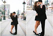 Engagement Picture Ideas / by Cat Douglass