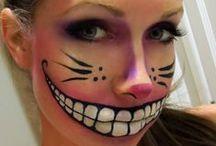 Face Paint & Makeup / by Sarah Copeland