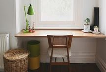 tidying up inspiration / Home and office inspiration to tidy. Based on the book The Life-Changing Magic of Tidying Up: The Japanese Art of Decluttering and Organizing by Marie Kondo.  / by The Handcrafted Story