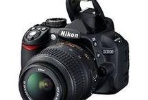 DSLR Cameras and Tips / by Sanna Davis