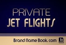Jets - Private Jet Flights domains for sale / Domain names and #business name ideas.  Luxury Jet Flights brand-able #domain name for sale.