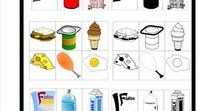 ESL food / ESL Food unit or theme resources for the Preschool and Elementary Students