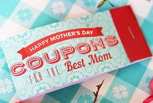 for the Mumma / Ideas for Mother's Day