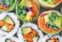 sushi, sushi & more sushi
