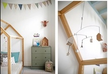 Baby & Kid Room Inspiration  / by Ashley Smuts Pizzuti