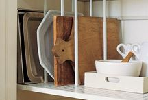 Decorating - Organization / by The Road Less Traveled