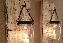 Decorating - Art & Displays / by The Road Less Traveled