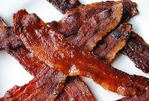 Do I Smell Bacon?! / Bacon Lovers, Rejoice! Here's a Board All About Smoky, Salty, Delicious BACON!