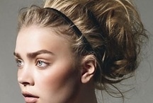 For the love of Hair / New hair trends and inspiration to add to your daily routine