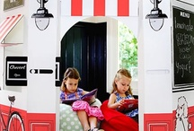 Bennett & Collette's Playroom / Creating a darling playroom for my lovies Bennett & Collette.