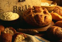 Breads / All sorrows are less with bread.  Miquel de Cervanza / by Sheila Coyle