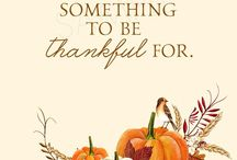 Thanksgiving/Autumn / Every leaf speaks bliss to me, fluttering through the autumn trees.