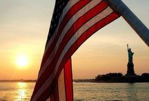 Memorial Day/4th of July / One nation under God...