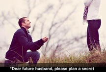 Future Wedding Ideas / by Tomi Osibowale