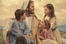 Red and Yellow, Black and White... / Jesus loves the little children, all the children of the world...