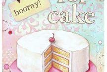 Cake! / Let them eat cake!