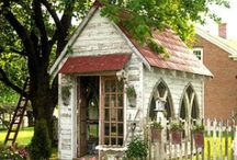 My Cottage Style / Vintage and shabby chic