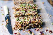 Recipes - Healthy snacks / by Renée Venne