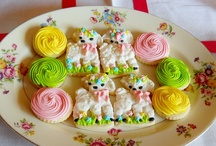 Cookies-Easter / by Nickie Turek-Wanke