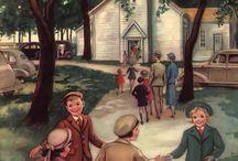 Sunday School Ideas / Train up a child