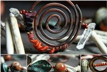 Jewelry Using ARtisan Accents Beads by Staci Louise Smith