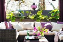 Porch/ Balcony/ Outside Living