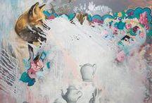 Down the Rabbit Hole / by Heather Robinson Teran