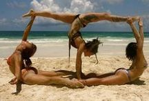 Yoga / by Carissa Karabinus