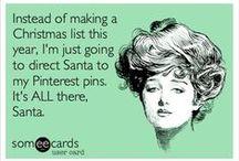Dear Santa (Wish List)
