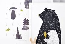 Interior Decors - Kids & Others / Mostly little things found in kids' room / by Nguyen Tachi