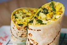 10 VEGAN BREAKFASTS / 10 vegan breakfasts (or that can easily be made vegan) for spring 2014.