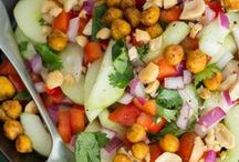 10 VEGAN LUNCHES / 10 vegan lunches (or that can be made vegan easily) for spring 2014