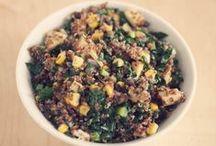 10 VEGAN DINNERS / 10 vegan dinner recipes (or that can be made vegan easily) for spring 2014