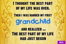 I love my Grandbabies / For Raegyn Paige