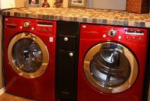 Dream Home: Entry and Laundry / Entry and Laundry Room inspirtations