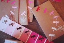 Gifts, Wrapping and Cards / Ideas and inspirations for gifts, homemade gifts, wrapping papers cards and gift tags.