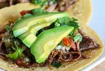 Hispanic dishes
