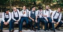 WEDDING || GROOMS & GROOMSMEN