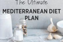 Mediterranean Diet / Info and recipes
